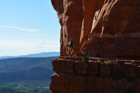 Cathedral Rock: Now that is a vortex