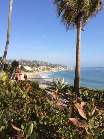 The Inn At Laguna Beach: view from balcony