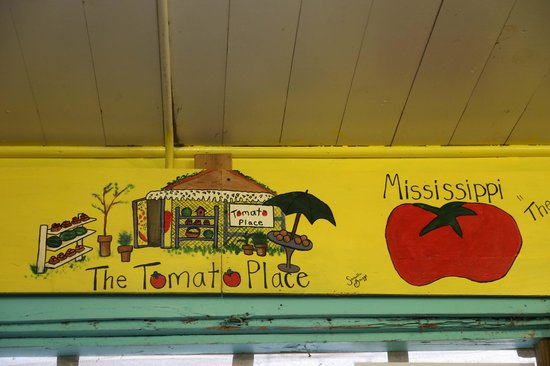 The Tomato Place : Inside