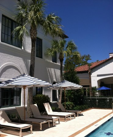 The Inn at Sea Island: Pool