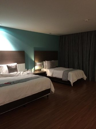 Pullman Kuching : Beds Configuration