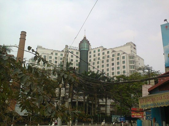 Pullman Hanoi : Hotel Pullman