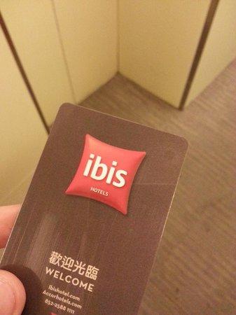 Ibis Hong Kong North Point: key
