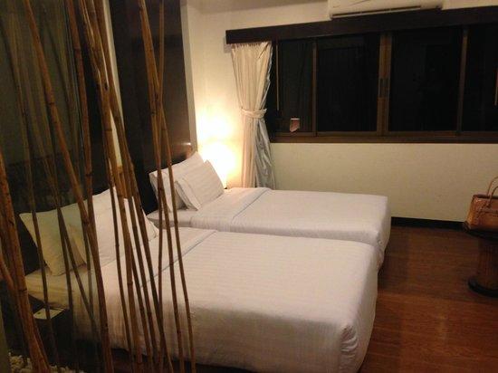 Bamboo House Phuket : Standart room