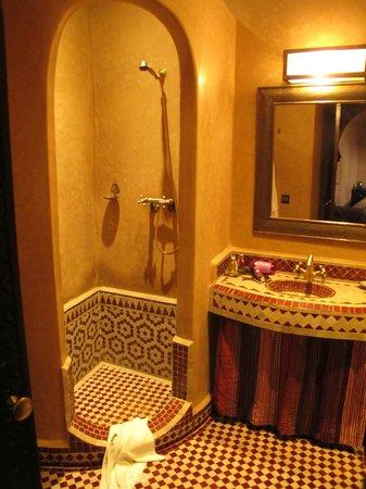 Riad Agdim : Bathroom