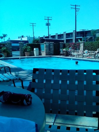 Park Vue Inn: pool