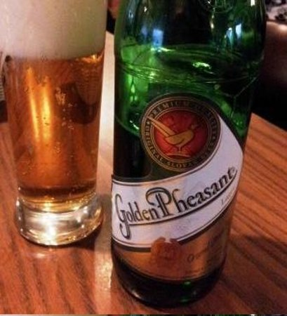 Bohemian Crystal: Hey, I don't drink beer, but this was a pretty good beer.