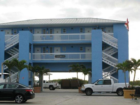 Beachfront Inn : Hotel rooms