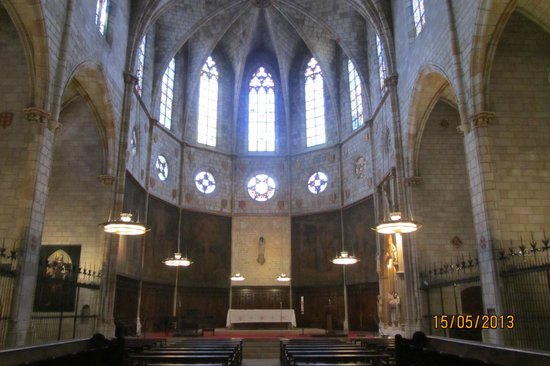 Reial Monestir de Santa Maria de Pedralbes : Собор