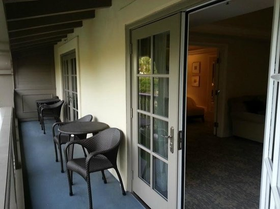 The Ritz-Carlton, Laguna Niguel: private balcony