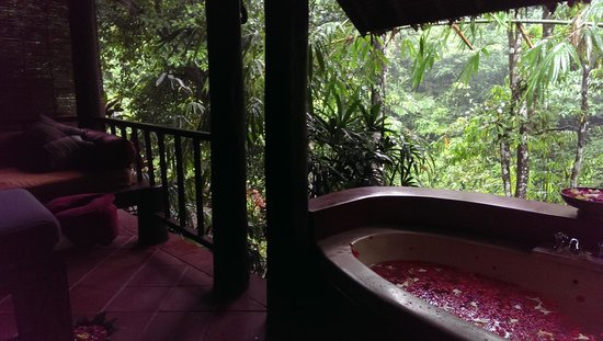 Natura Resort and Spa: where i got my massage