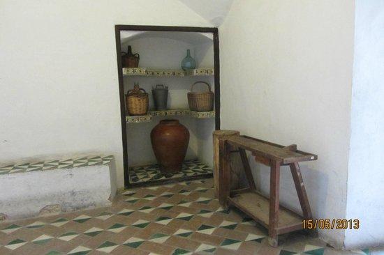 Reial Monestir de Santa Maria de Pedralbes : Монастырская кухня