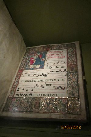 Reial Monestir de Santa Maria de Pedralbes : Музей
