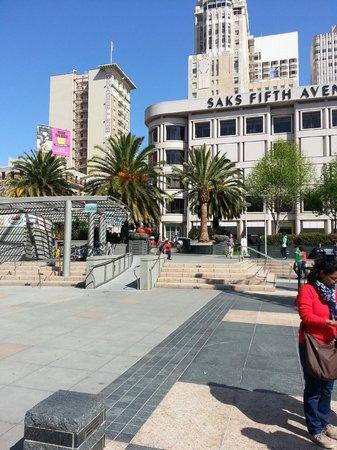 Union Square : Square
