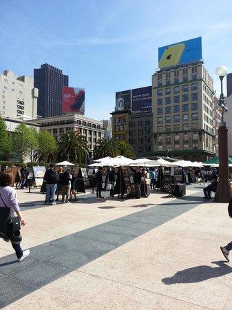 Union Square : Artwork