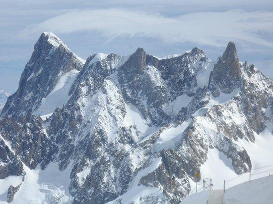 Club Med Chamonix Mont-Blanc : Mont Blanc