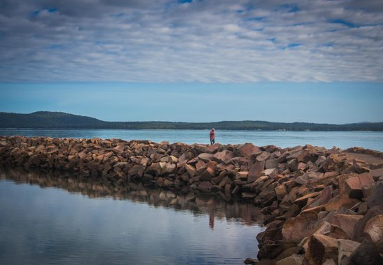 Anchorage Port Stephens : Beautiful post-breakfast walk