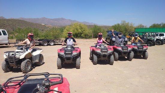 Arizona Outdoor Fun : family photos