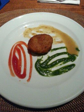 Un's Restaurant: Free Appetiser