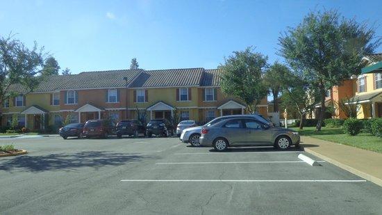 BEST WESTERN PREMIER Saratoga Resort Villas: Externo