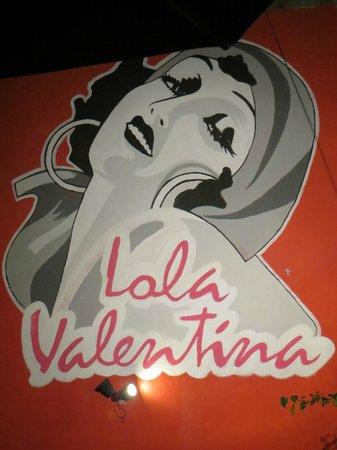 Lola Valentina : Enjoyed the ambiance!