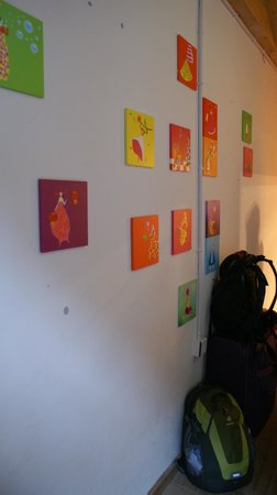 Gongga International Youth Hostel: In the Room