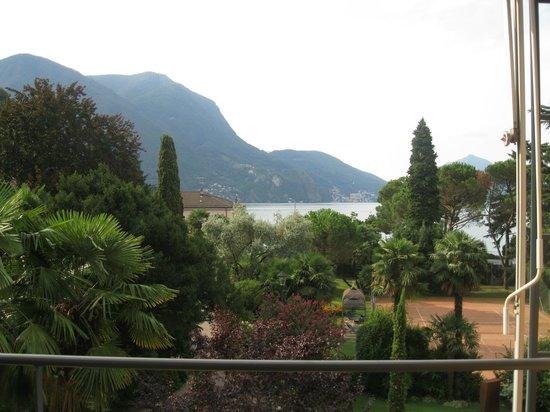 Grand Hotel Villa Castagnola: view