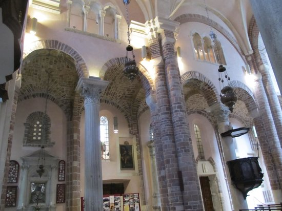 St. Tryphon Cathedral: inside