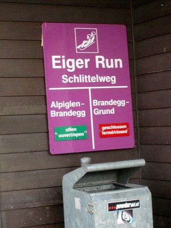 Kleine Scheidegg: Eiger Run