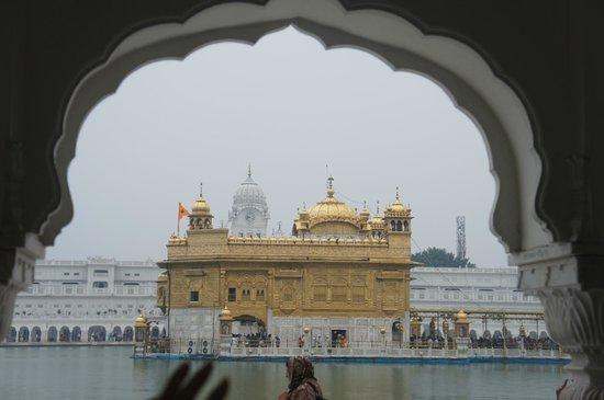Goldener Tempel (Hari Mandir): Golden Temple or Darbar Sahib