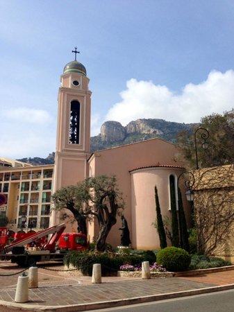 Columbus Monte-Carlo: 5 min walk from hotel