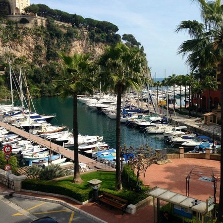 Columbus Monte-Carlo: Fontvieille Harbor