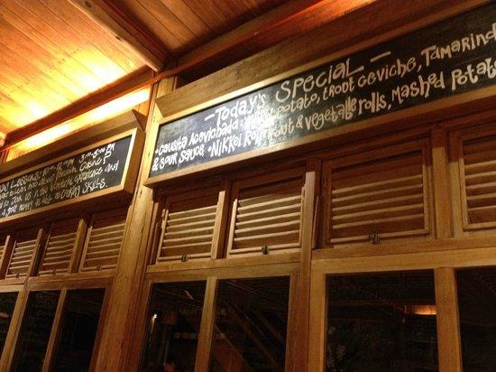 The Tree House Restaurante: Restaurante