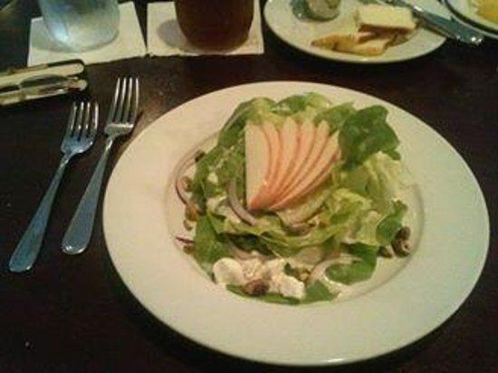 Antebellum: Apple Salad