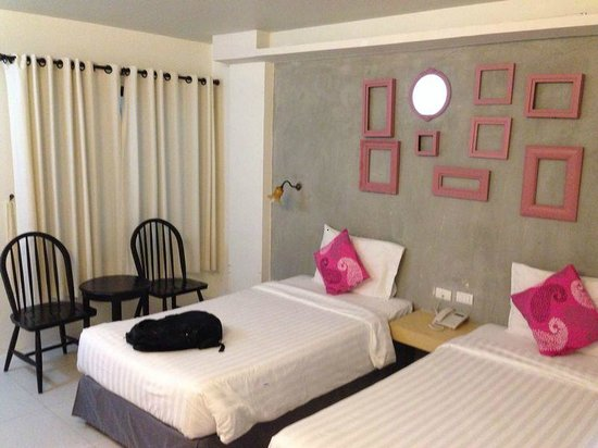 Acca Patong: Nice and clean room