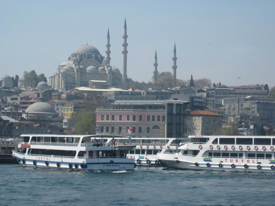 TurYol: Lovely afternoon on the Bosphorus