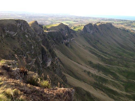 Te Mata Peak: Don't want to spoil it...just a taste!