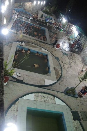 Hot Springs (Aguas Calientes) : The Pool