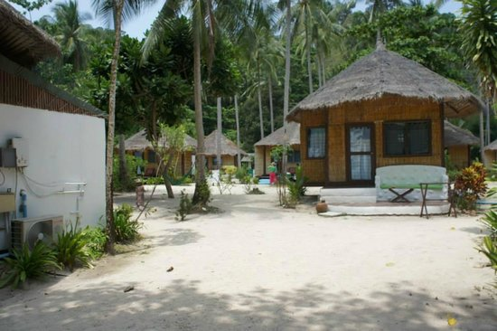 Mayalay Beach Resort: Bungalow