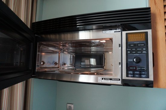 Port Royal Hotel: small microwave