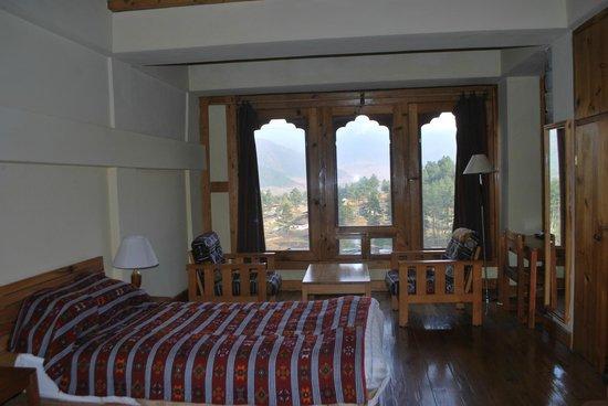 Dewachen Hotel : Our room
