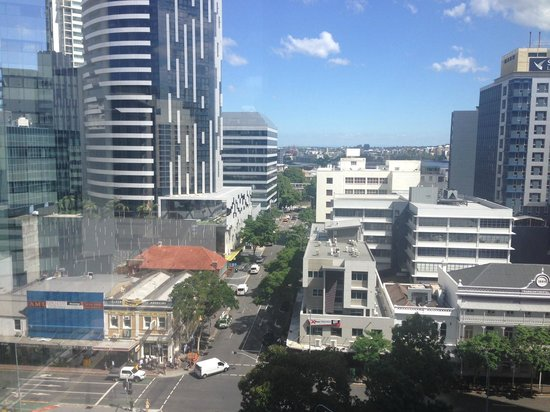 Hotel Jen Brisbane: View