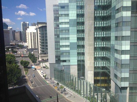 Hotel Jen Brisbane: View towards City