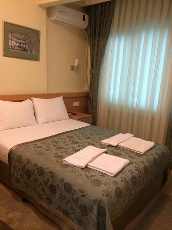 Q Hotel Istanbul : Bedroom no.1