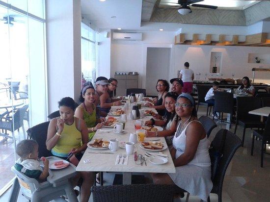 Cancun Bay Resort: Esmerada atención! Gracias