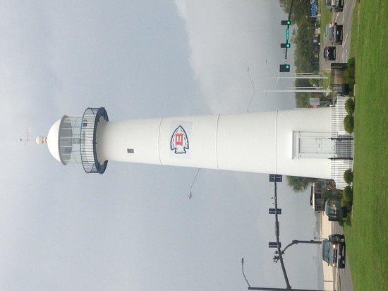 Biloxi Lighthouse: lovely