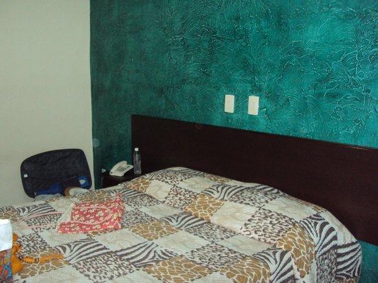 Hotel Guarumar : Quarto
