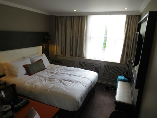 DoubleTree by Hilton London Ealing: Double room