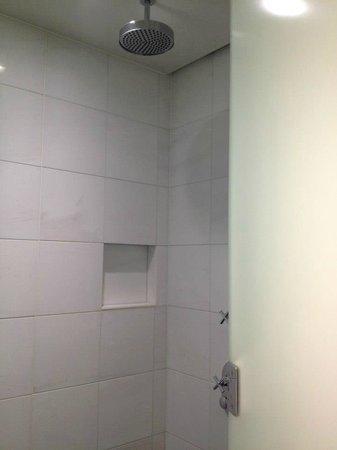 Conrad Tokyo: Shower