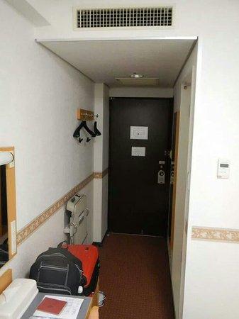 Hotel Alpha One Izumo: Single room